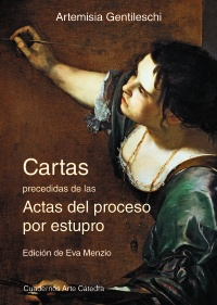 Cubierta de la obra Cartas precedidas de las actas del proceso por estupro
