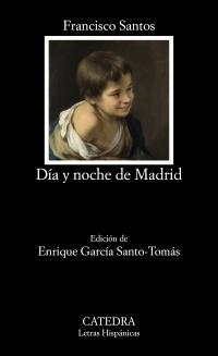 Cubierta de la obra Día y noche de Madrid