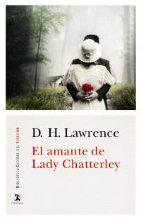 Cubierta de la obra El amante de Lady Chatterley