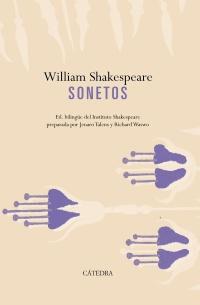Cubierta de la obra Sonetos