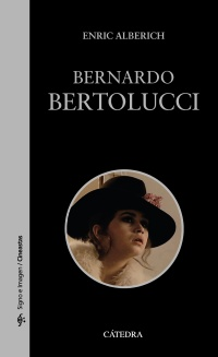 Cubierta de la obra Bernardo Bertolucci