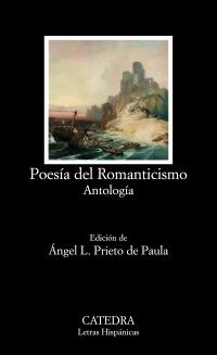 Cubierta de la obra Poesía del Romanticismo