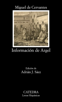 Cubierta de la obra Información de Argel