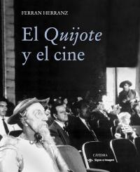 Cubierta de la obra El Quijote y el cine