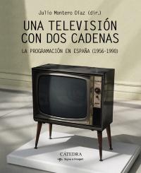 Cubierta de la obra Una televisión con dos cadenas