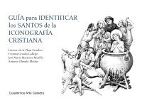 Cubierta de la obra Guía para identificar los santos de la iconografía cristiana