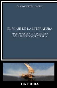 Cubierta de la obra El viaje de la literatura