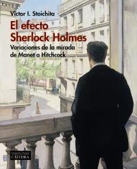 Cubierta de la obra El efecto Sherlock Holmes
