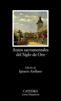 Cubierta de la obra Autos sacramentales del Siglo de Oro