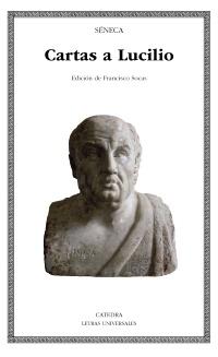Cubierta de la obra Cartas a Lucilio