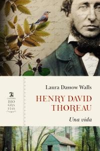 Cubierta de la obra Henry David Thoreau