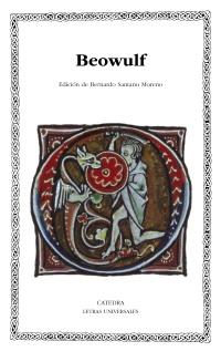 Cubierta de la obra Beowulf