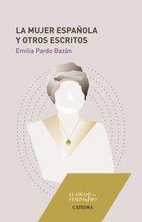 Cubierta de la obra La mujer española y otros escritos