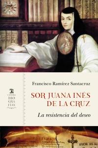 Cubierta de la obra Sor Juana Inés de la Cruz