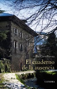Cubierta de la obra El cuaderno de la ausencia