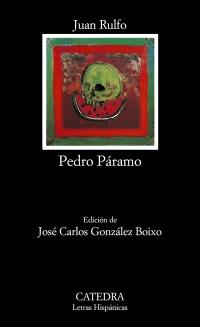 Cubierta de la obra Pedro Páramo