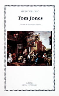 Cubierta de la obra Tom Jones