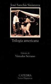 Cubierta de la obra Trilogía americana