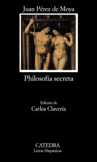 Cubierta de la obra Philosofía secreta