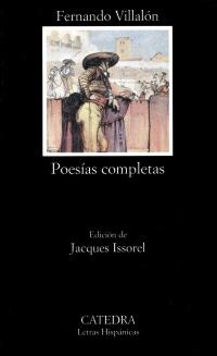 Cubierta de la obra Poesías completas