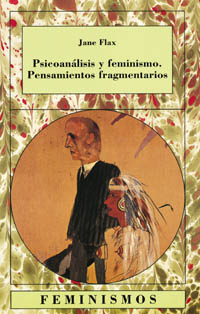 Cubierta de la obra Psicoanálisis y feminismo. Pensamientos fragmentarios