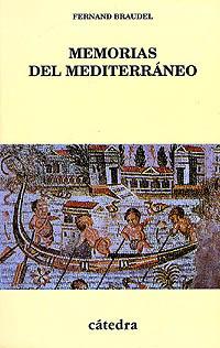 Cubierta de la obra Memorias del Mediterráneo