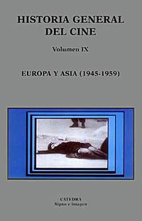 Historia general del cine. Volumen IX