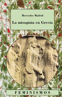 Cubierta de la obra La misoginia en Grecia