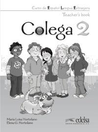 Colega 2 - teacher's book