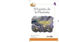 Colega lee 4 - 1/2  el espíritu de la montaña