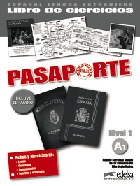 Pasaporte 1 (A1) - libro de ejercicios + CD audio