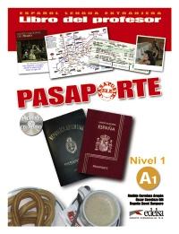 Pasaporte 1 (A1) - libro del profesor + 2 CD audio