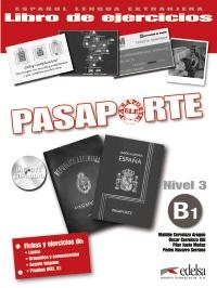 Pasaporte 3 (B1) - libro de ejercicios + CD audio