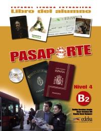 Pasaporte 4 (B2) - libro del alumno + CD audio