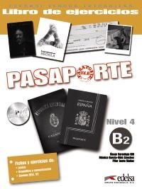 Pasaporte 4 (B2) - libro de ejercicios + CD audio