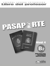 Pasaporte 4 (B2) - libro del profesor