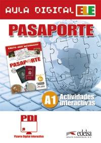 Pasaporte 1 (A1) - PDI aula digital - actividades interactivas