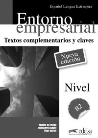 Entorno empresarial - libro de textos complementarios y claves