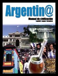 Argentina manual de civilización - libro del alumno + CD audio