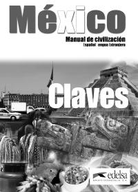 México manual de civilización-  libro de claves