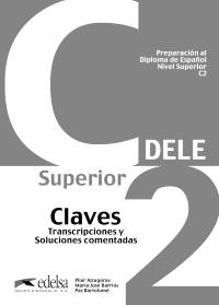 Preparación al DELE C2 - libro de claves (ed. 2012)