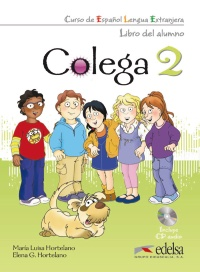 Colega 2. Libro del alumno digital