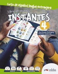 Instantes 4. Libro digital del alumno