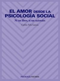 El amor desde la psicología social