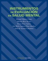 Instrumentos de evaluación en salud mental