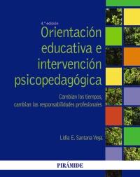 Orientaci�n educativa e intervenci�n psicopedag�gica