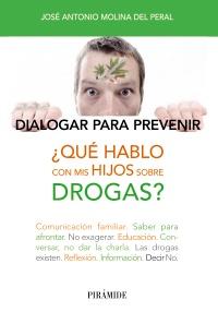 ¿Qué hablo con mis hijos sobre drogas?