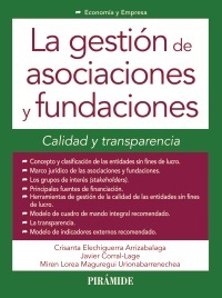 La gestión de asociaciones y fundaciones