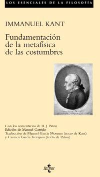 Fundamentación de la metafísica de las costumbres