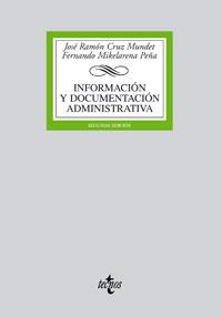 Información y documentación administrativa